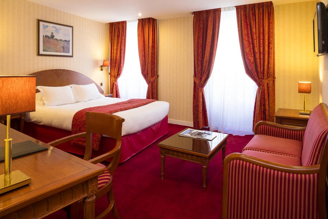 Hotel Imperial Paris 9 3 Stars Hotel Paris Opera